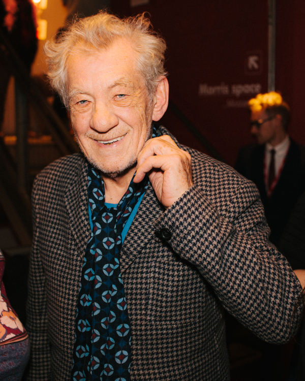 Ian McKellen Photo